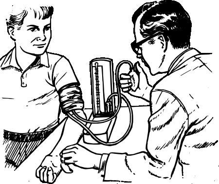 Мерење крвног притиска